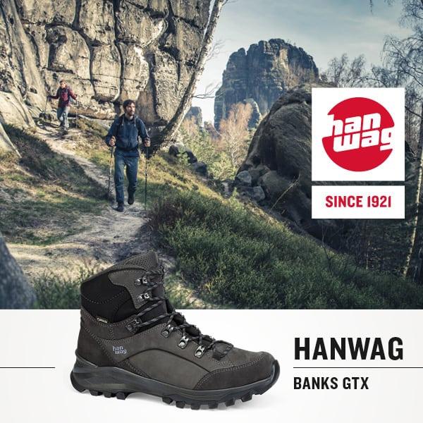 Hanwag Banks