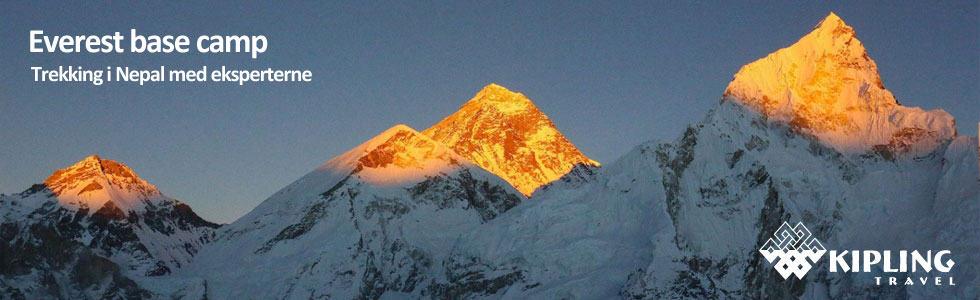 Kipling Travel - Everest Basecamp