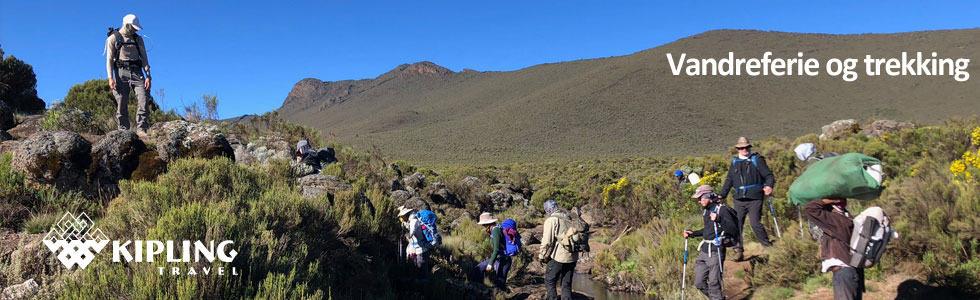 Kipling Travel - Vandring og Trekking