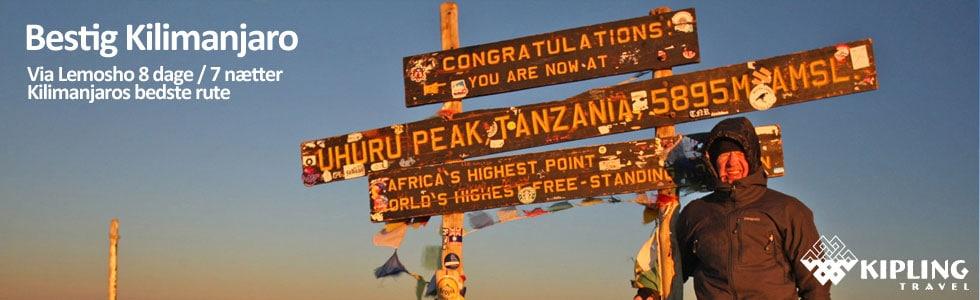 Kipling Travel - Kilimanjaro 1
