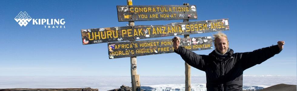 Kipling Travel - Kilimanjaro 2