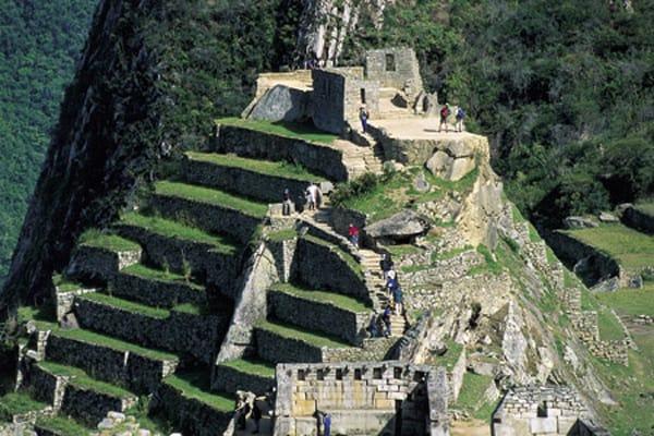 Inkariget I Peru Rejse Vandring Viden Peru Opdag Verden