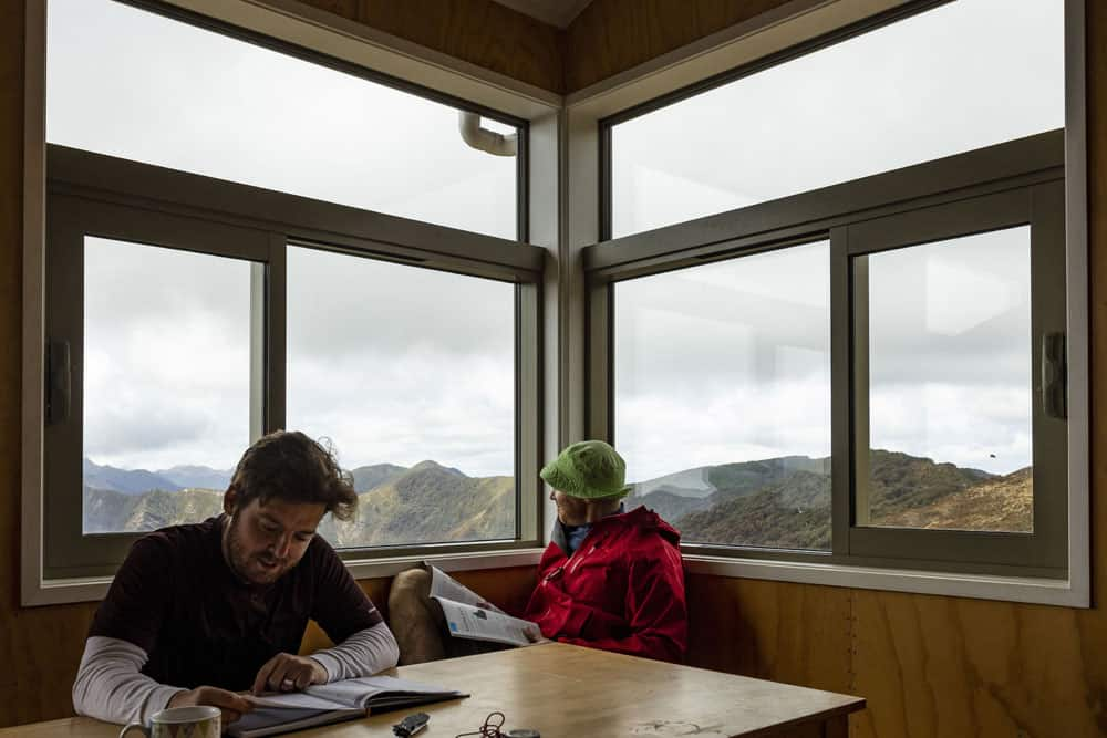 PaparoaMoonlight Tops Hut Paparoa