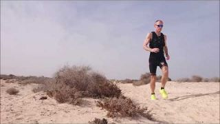 Træningslejr Fuerteventura. filuran. Henning Bechmann. Løb. Running