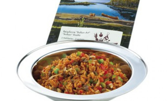 TREK´N EAT Balkansk Risotto