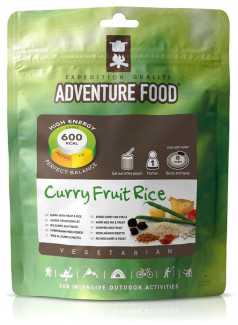 Adventure Food – Curry Fruit Rice
