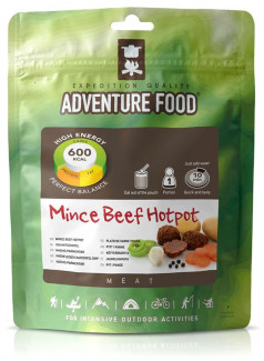 Adventure Food – Mince Beef Hotpot