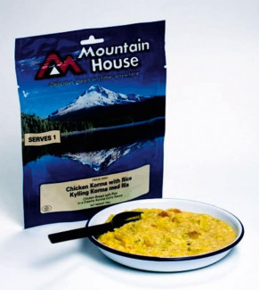 Mountain House – Chicken Korma Curry