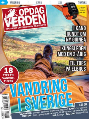 Opdag Verden nr. 75 - feb-mar 2018