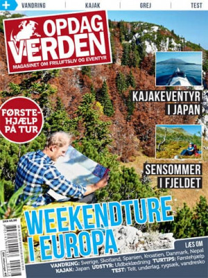 Opdag Verden nr. 78 - Aug-sep 2018