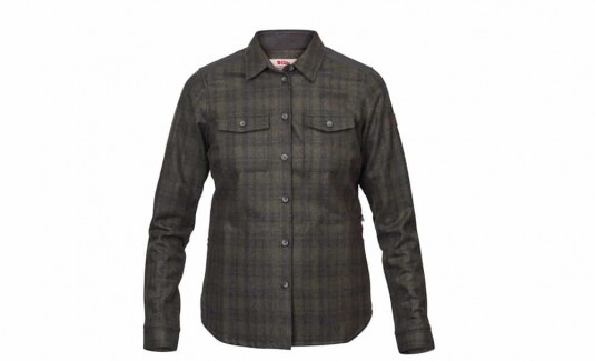 Fjällräven Övik Re-Wool Shirt LS Men