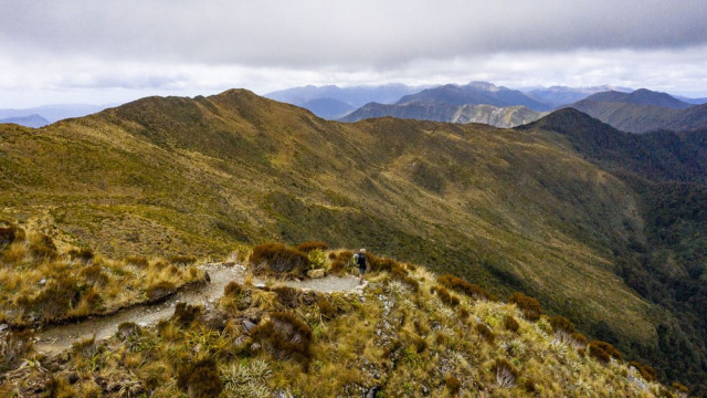 New Zealand første nye 'Great Walk' i 25 år