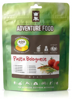 Adventure Food – Pasta Bolognese