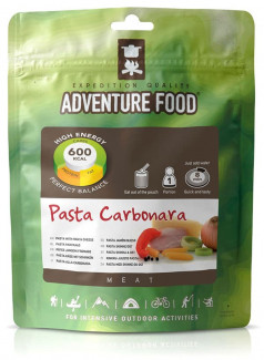 Adventure Food – Pasta Carbonara
