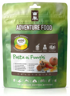 Adventure Food – Pasta Ai Funghi