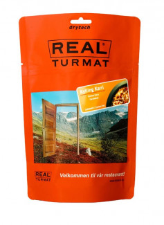 Real Turmat – Kylling i Karry