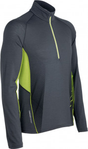 Icebreaker Sonic Long Sleeve Half Zip