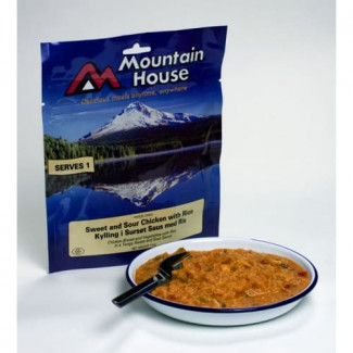 Mountain House – Sweet and Sour Chicken