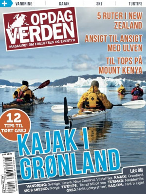 Opdag Verden nr. 74 - Dec 2017 - Jan 2018